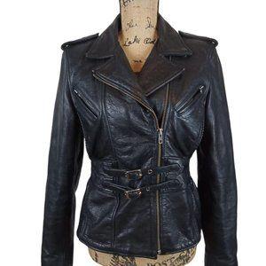 Open Road Wilsons Leather Moto Jacket
